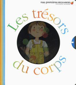 Les trésors du corps - Séverine Cordier, Delphine Gravier-Badreddine