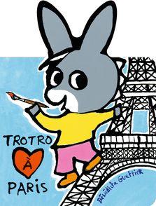 Trotro à Paris - Bénédicte Guettier