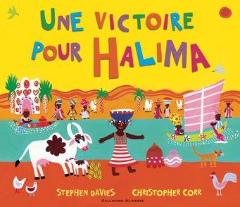 Une victoire pour Halima - Christopher Corr, Stephen Davies