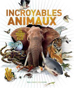 Incroyables animaux - Derek Harvey
