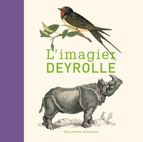 L'imagier Deyrolle -