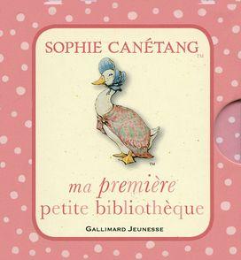 Ma première petite bibliothèque Sophie Canétang - Beatrix Potter
