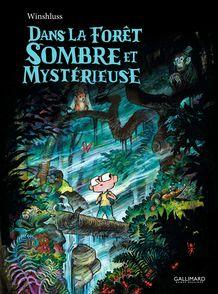 Dans la forêt sombre et mystérieuse -  Winshluss