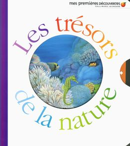 Les trésors de la nature - Delphine Badreddine,  un collectif d'illustrateurs