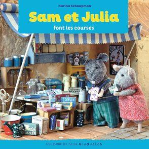 Sam et Julia font les courses - Karina Schaapman