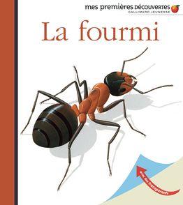 La fourmi - René Mettler