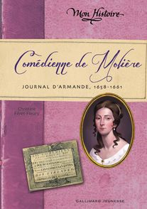Comédienne de Molière - Christine Féret-Fleury
