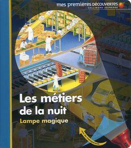 Les métiers de la nuit - Claude Delafosse, Ute Fuhr, Raoul Sautai