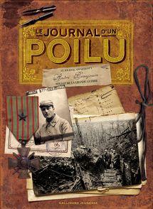 Le journal d'un poilu - Sandrine Mirza