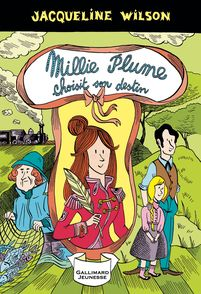 Millie Plume choisit son destin - Nick Sharratt, Jacqueline Wilson