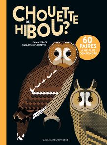 Chouette ou hibou? - Guillaume Plantevin, Emma Strack