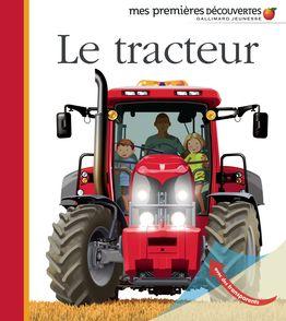 Le tracteur - Gabriel Rebufello, Pierre-Marie Valat