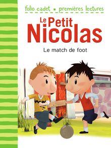 Le match de foot - Emmanuelle Kecir-Lepetit
