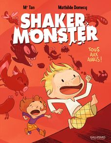 Shaker Monster - Mathilde Domecq, Mr Tan