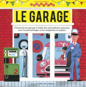 Le garage -  Kiko