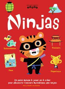 Ninjas - Marion Billet