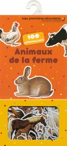 Animaux de la ferme -  un collectif d'illustrateurs