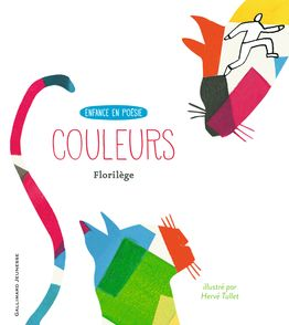Couleurs - Hervé Tullet