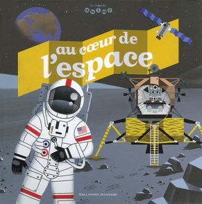 Au cœur de l'espace - Christophe Chaffardon,  Kiko