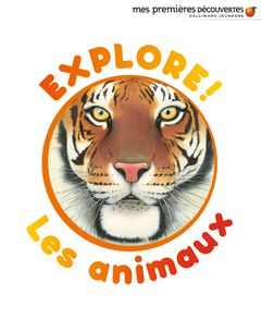 Explore! Les animaux - Delphine Badreddine,  un collectif d'illustrateurs
