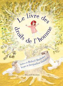 Le livre des droits de l'homme - Jacqueline Duhême