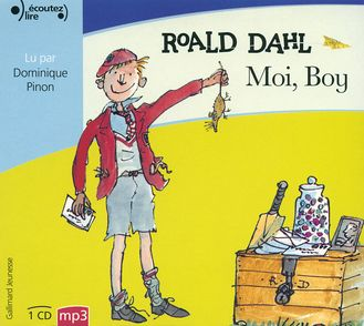 Moi, Boy - Roald Dahl