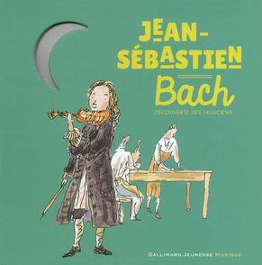 Jean-Sébastien Bach - Paule Du Bouchet, Charlotte Voake