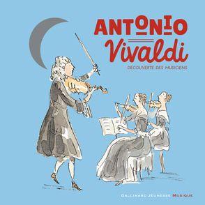Antonio Vivaldi - Olivier Baumont, Charlotte Voake