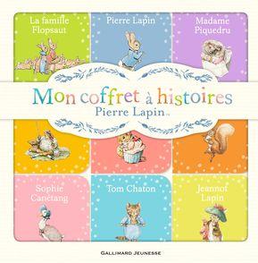 Pierre Lapin : Mon coffret à histoires - Beatrix Potter
