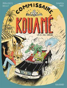 Commissaire Kouamé, 1 - Marguerite Abouet, Donatien Mary