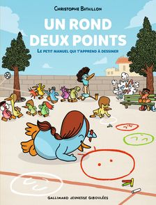 Un rond, deux points - Christophe Bataillon