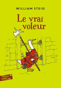 Le vrai voleur - William Steig