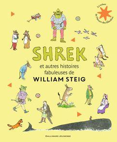 Shrek et autres histoires fabuleuses - William Steig
