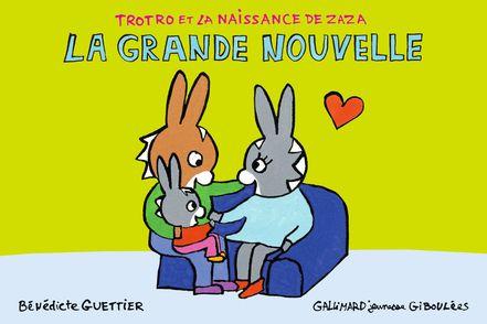 La grande nouvelle - Bénédicte Guettier