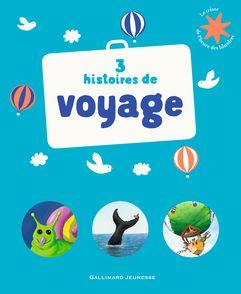 3 histoires de voyage - Antoon Krings,  Pef, Axel Scheffler