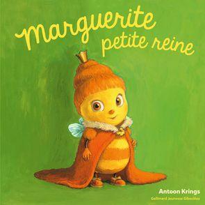 Marguerite petite reine - Antoon Krings