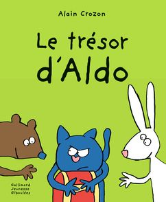 Le trésor d'Aldo - Alain Crozon