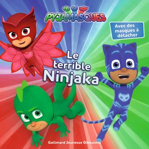 Le terrible Ninjaka -  Romuald