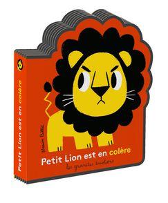 Petit Lion est en colère - Marion Billet