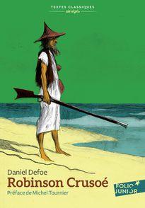 Robinson Crusoé - Christophe Blain, Daniel Defoe
