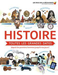 Histoire : toutes les grandes dates - Peter Chrisp, Joe Fullman, Susan Kennedy