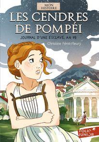Les cendres de Pompéi - Christine Féret-Fleury