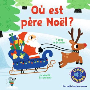 Où est père Noël? - Marion Billet