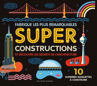 Super Constructions - Ian Graham, Ian Murray