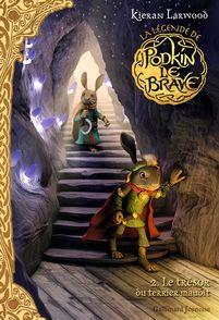 La légende de Podkin Le Brave - Kieran Larwood, David Wyatt