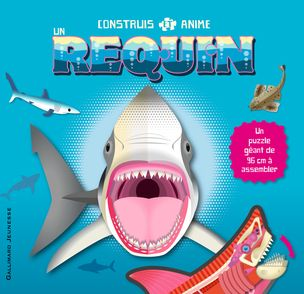 Construis et anime un requin - Jen Green, Mark Ruffle
