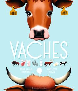 Vaches - Anne-Sophie Baumann, Charlotte Molas