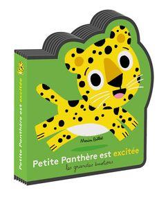 Petite Panthère est excitée - Marion Billet