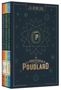 La bibliothèque de Poudlard - J.K. Rowling, Tomislav Tomic