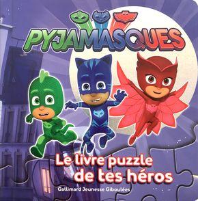 Le livre puzzle de tes héros -  Romuald
